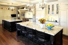 black kitchen island with granite top gorgeous white countertop