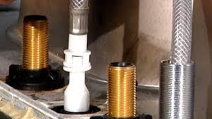 Glacier Bay Kitchen Faucet Parts by Glacier Bay Kitchen Faucet Manual Parts Pull Out Repair Guide