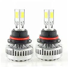 automotive light bulb sizes amazon com starnill led headlight conversion kit all bulb sizes