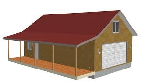 garage plans with porch g384 renderings 8002 28 24 x 40 x 9 detached garage with