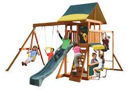 brightside climbing frame swings slide u0026 monkey bars
