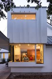 a 1930s home in austin texas gets a contemporary makeover