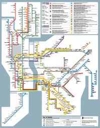 New York Subways Map by 2012 New York Subway Map Lisette Kelmanson
