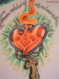 bleeding heart tattoo design by thesavagehamster on deviantart