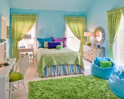 Green And Blue Kitchen Tween Rooms Design Pictures Remodel Decor And Ideas Page 10
