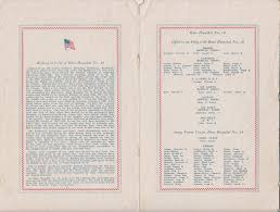 what was served at the first thanksgiving meal thanksgiving at base hospital no 18 bazoilles sur meuse 1918