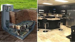 underground shelter designs underground doomsday bunker that could u0027withstand a 20k ton