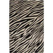 zebra area rugs