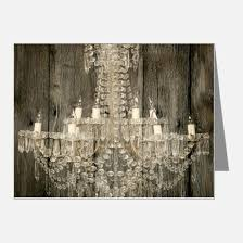 Chandelie Chandelier Thank You Cards Chandelier Note Cards Cafepress