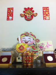 chinese new year decorations at home adrian video image