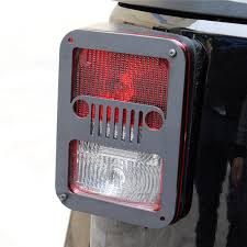 Jeep Jk Tail Light Covers Jeep Jk Jku Tail Light Covers U2013 Auto Line