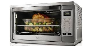 Oster Stainless Steel Oster Toaster Oven Oster U0027s Digital Stainless Steel Countertop Oven Drops To 59