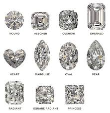 diamond ring cuts 7 best 1 carat diamond images on diamond rings