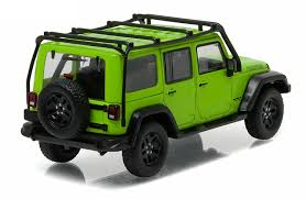 gecko green jeep amazon com greenlight 2013 jeep wrangler unlimited moab edition