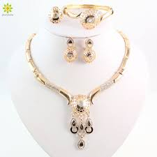 bridal accessories australia new design dubai women fashion jewelry set australia gold