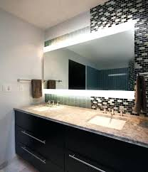 lighted mirrors for bathroom led lighted mirrors bathrooms bathroom mirror essential image of