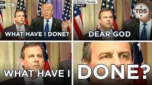 Meme Chris - funniest chris christie face memes from super tuesday