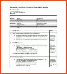 template minutes meeting gallery templates design ideas