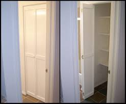 bathroom closet door ideas bifold bathroom door bathroom closet bifold door disappearing
