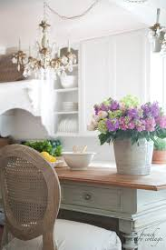 get the look vintage inspired kitchen island french country cottage