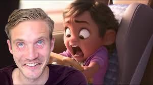 Meme Little Girl - pewdiepie scares a little girl wreck it ralph 2 meme youtube