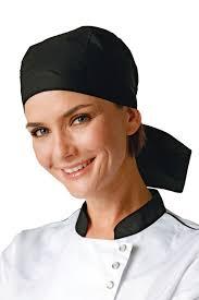 bandana cuisine bandana black
