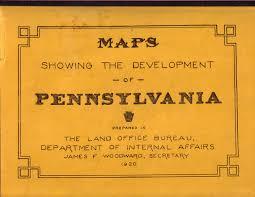 Maps Of Pennsylvania by Civil War Blog Historical County Maps Of Pennsylvania