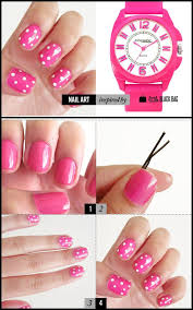 cute nail designs for short nails step by step how you can do it