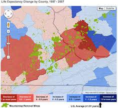 appalachian mountains on map appalachian voices earth outreach