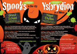 i city halloween spooks in the city 2016 jermin productions
