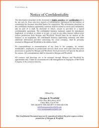 9 confidentiality statement sample statement synonym