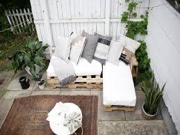 canapé avec palette 10 modèles de canapé à fabriquer avec des palettes de bois aménagez