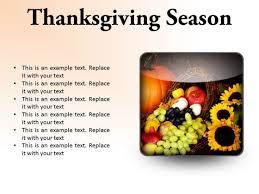 thanksgiving powerpoint slides thanksgiving season festival