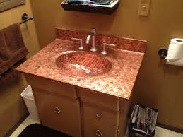 copper penny bathroom sink priceless imgur
