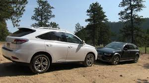 2010 lexus rx 350 price range 2013 audi allroad vs lexus rx 350 off road mashup drive u0026 review