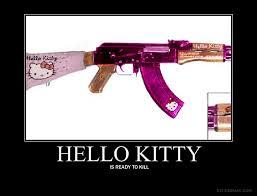 Hello Kitty Meme - hello kitty ak47 by lovett91 on deviantart