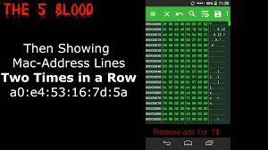 android mac tutorial how change wifi mac address in android