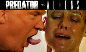 Sex Meme Generator - trump sex predator vs aliens blank template imgflip