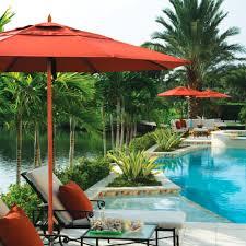 Backyard Umbrellas Large - outdoor appealing patio accessories ideas with costco outdoor