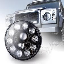 jeep black headlights headlight