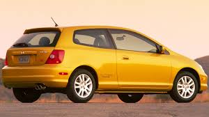 which is the greatest honda civic si of all time