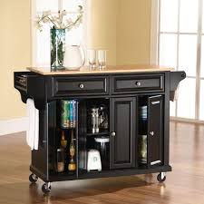 portable kitchen island with stools movable island with seating portable kitchen storage cart drawers