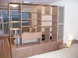 living room room divider shelves wood starteti fiona andersen