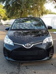 new 2017 toyota yaris l hatchback in jacksonville 70071