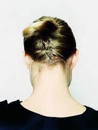 Kurze Haare Hochstecken Hochsteckfrisurenen by Kurze Haare Hinten Hochstecken