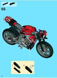 lego technic motocross bike lego motorbike instructions 8051 technic