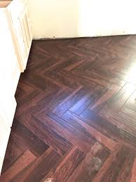 herringbone hardwood floors seattle floor refinishing after newly