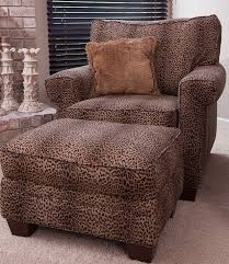 upholstered chair cheetah fun sew what sew anything