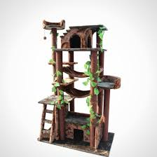 simple cat climbing tower build a scratching and cat climbing