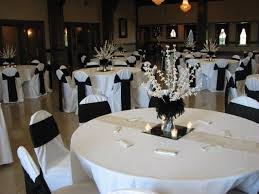 Wedding Feathers Centerpieces by Black And White Centerpiece Ideas Future Wedding